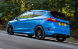 Ford Fiesta ST Edition 2020 official announcement - hero rear