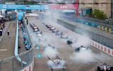 98 Formula e New York eprix 2021 results start line