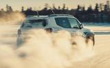 GKN Jeep Renegade eAWD prototype 2020 drive - hero rear