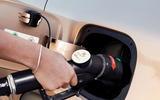 Hydrogen filling pump