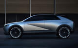 Hyundai 45 concept official reveal - hero side