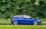 Hyundai i20 2020 prototype drive - hero side