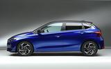 Hyundai i20 2020 studio images - hero side