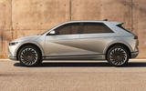 98 Hyundai Ioniq 5 2021 official images static side