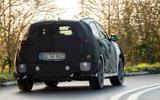 98 Hyundai Kona N prototype drive hero rear