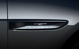 Jaguar XF Chequered Flag Edition badges