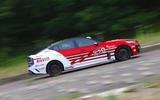 99 Kia Stinger GT420 racer - hero side