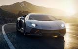 98 Lamborghini aventador ultimae official reveal coupe