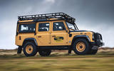 98 Land Rover Classic Defender Trophy 2021 official images 2