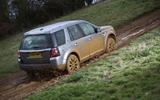 Land Rover Freelander 2 used buying guide - hero rear