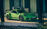 Visiting Manthey racing - GT3 RS MR static