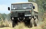 98 Matt Prior military vehicle