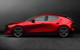 Mazda 3 2018 official reveal - side angle