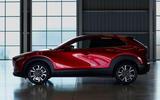 Mazda CX-30 2019 Geneva motor show reveal - hero side