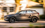 Mazda e-TPV prototype 2019 first drive review - hero side