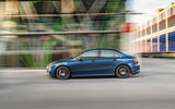 Mercedes-AMG A35 Saloon 2019 official reveal - hero side
