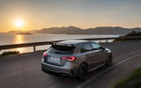 Mercedes-AMG A45 S 2019 official reveal - hero rear