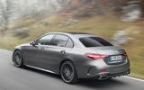 98 Mercedes Benz C Class 2021 official images tracking rear