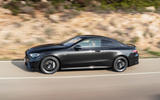 Mercedes-Benz E-Class coupe 2020 facelift - official images - side