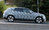 98 Mercedes EQE SUV spies Oct 2021 side