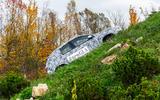 Mercedes-Benz GLA prototype ride 2019 - hero side