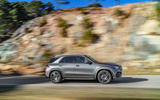 Mercedes-AMG GLE 53 official press reveal - hero side