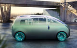 2020 Mini Urbanaut concept - hero side