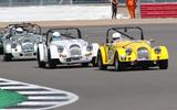 98 Morgan racing club racing trio