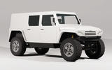 98 Munro EV electric vehicle render official white