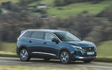 98 nearly new buying guide Peugeot 5008 side