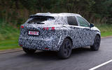 Nissan Qashqai official prototype images - hero rear