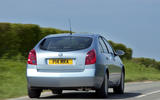98 not quite a classic Nissan primera tracking rear