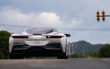 Pininfarina Battista customer preview event - hero rear