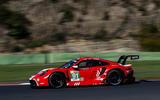 Porsche 911 RSR-19 drive - hero side