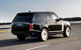 Land Rover Range Rover Sentinel official press images - hero rear