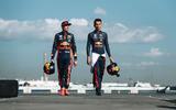 Beyond the scenes of Red Bull-Honda - drivers