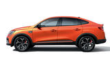 2021 Renault Arkana official European images - hero side
