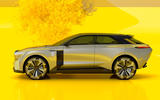 Renault Morphoz concept official studio images - side