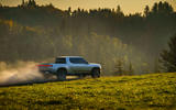 Rivian R1T electric pick-up reveal - hero side