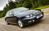 98 Rover 75 used buying guide tracking