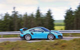 Road test rewind Porsche 911 GT2 RS - side