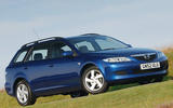 98 Ruppert cars instead of flying Mazda6
