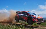 98 Safari Rally shakedown 4