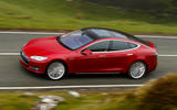 Tesla Model S - car of the decade - side