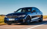 Top 10 best sports saloons 2020 - BMW M340i
