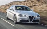Top 10 style saloons 2020 - Alfa Romeo Giulia