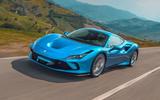 Top 50 cars 2020 - final five - Ferrari F8 Tributo