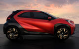 98 Toyota Aygo X Prologue 2021 concept official images side