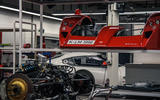Waking the Toyota GT-One - racing pair