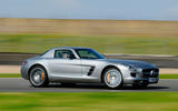 Used buying guide Mercedes-AMG SLS - tracking side